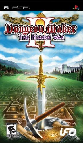 Dungeon Maker II: The Hidden War - Sony PSP - 1
