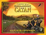 Settlers of Catan 5/6 Player Extension