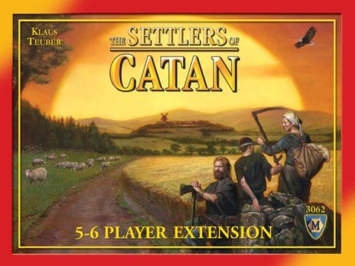 Mayfair 03062 – Settlers of Catan 5 und 6 Player