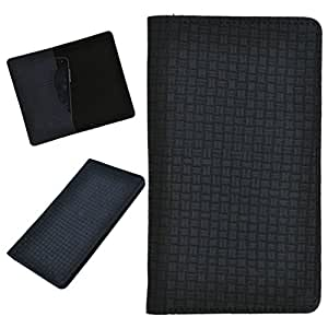 DCR Pu Leather case cover for Panasonic T40 (black)