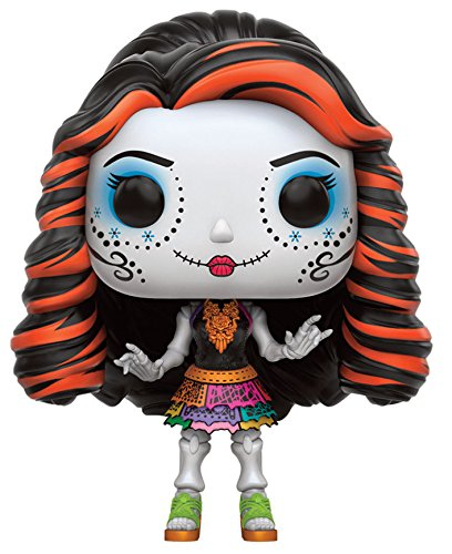 Funko - 374 - Pop - Monster High - Skelita Calaveras