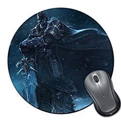Zanky lich king World OF Warcraft-ZYRMPD03790 Multicolor Printed MousePad