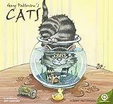 2011--Gary-Patterson's-Cats--Wall-Calendar
