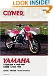 Clymer Yamaha YZ125-490 85-90: Servic...