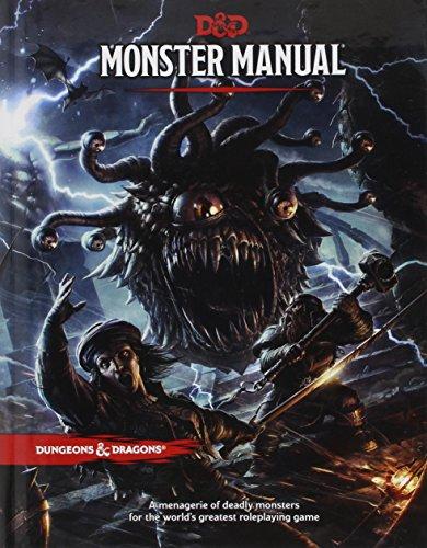 free monster manual download