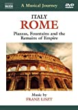 echange, troc Italy - Rome - Piazzas, Fountains And The Remains Of Empire - A Musical Journey [Import anglais]