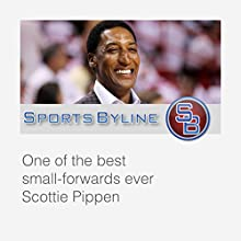 Michael Jordan's Teammates: Scottie Pippen Radio/TV Program by Ron Barr Narrated by Ron Barr, Scottie Pippen