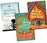 Farahad Zama Farahad Zama 3 Books Collection Pack Set RRP: £25.97 (The Many Conditions of Love, The Wedding Wallah, The Marriage Bureau for Rich People)
