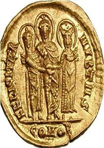 Solidus Byzantine Coin Vol II
