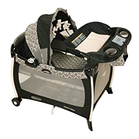 Graco Silhouette Pack N Play Playard With Bassinet Best