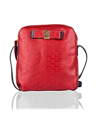 Holii Ballet-03 Women's Sling Bag (Red)