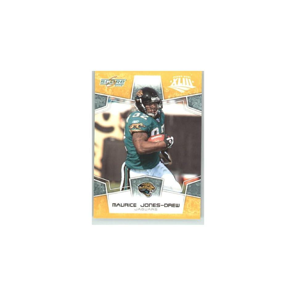 2008 Donruss / Score Limited Edition Super Bowl XLIII Gold