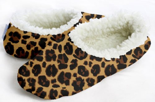 Cheap Snoozies 100-114N Large Brown Leopard Snoozies (100-114N)