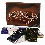Chocolate Bars of the World Gift Box (1.2 pound)