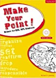 img - for Make Your Point!: Debate for ESL/EFL Students book / textbook / text book