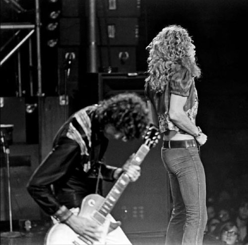 """Led Zeppelin, Photo Print 11 X 14"""""""