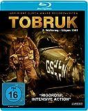Tobruk - Libyen 1941 [Blu-ray]