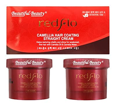 Redflo Camellia Hair Coating Straight Cream