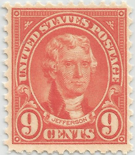 USA Postage Stamp, George Washington 9 Cent Scott 561 - 1