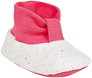 kate spade york Baby Girls Cap and Bootiegiftsetmultistripe, Multi Stripe/Dot, One Size from Global Brands Group - Quidsi