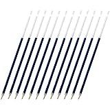 12 Papermate Flexgrip Ultra Blue Medium Point Refills