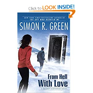 From Hell With Love (Secret Histories 4) - Simon R. Green