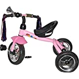 Wave Mart Baby Tricycle Chintu With Bell (PINK)