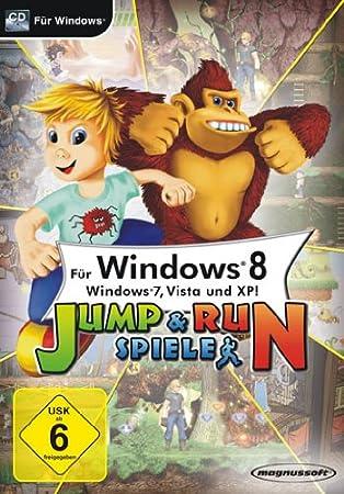Jump & Run Spiele für Windows 8 (PC)