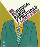 img - for ESPINOSA, RAZON Y FELICIDAD (VOL. 39) book / textbook / text book