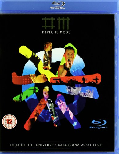 Depeche Mode - Tour of the Universe - Barcelona [Blu-ray]