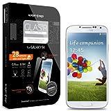 【国内正規品】SPIGEN SGP Galaxy S4 シュタインハイル GLAS.t R スリム リアル スクリーン プロテクター 【SGP10178】