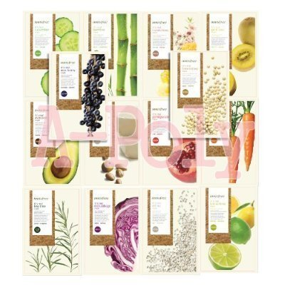 Innisfree It's Real Facial Mask Sheet x 15 sheets