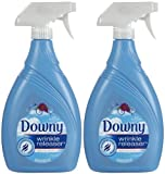 Downy Wrinkle Releaser, 33.8 oz-2 pk