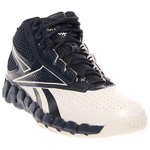 Reebok Zig Pro Future Women's Basketball Shoe (A11, White/Navy)