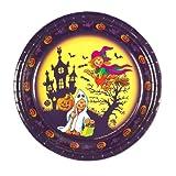 5�'s extra gro� Muffin Plato * Halloween * DE Lutz Mauder//111682//platos