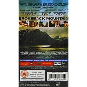 Brokeback Mountain [UMD pour PSP]