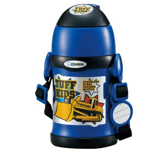 象印 水筒 2WAYコップ&ストロー 450ml ブルー SC-ZS45-AA