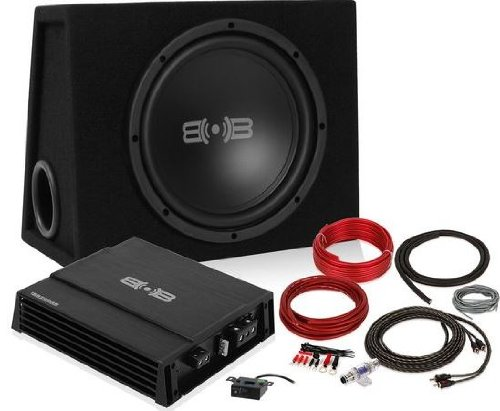 Belva BPKG110 500W Complete Bass Package with 10