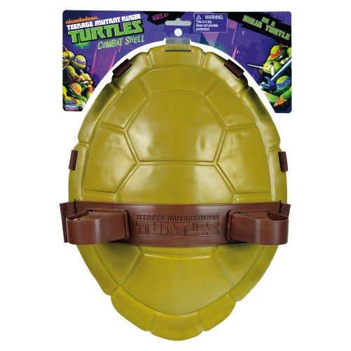 Giochi Preziosi - Guscio da combattimento Turtles Shell da indossare