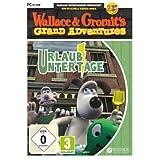 """Wallace und Gromit - Urlaub unter Tagevon """"EuroVideo Medien GmbH"""""""