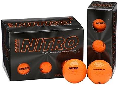 Nitro Distance Golf Ball (12-Pack),