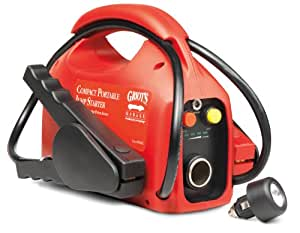 Griot's Garage 94602 Compact Portable Jump Starter