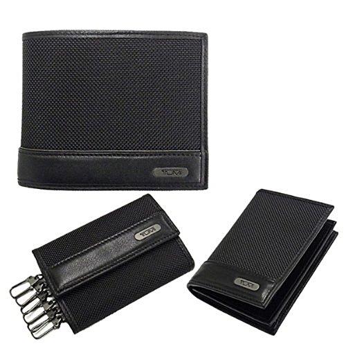 トゥミ TUMI 3点セット 折り財布 キーケース カードケース セット メンズ 0096-1402/01 1510/01 1670/01【並行輸入品】