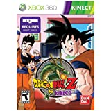 Dragon Ball Z for Kinect - Xbox 360 (Color: Black, Tamaño: Small)