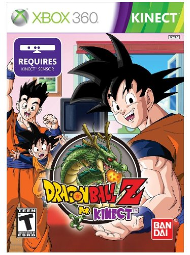 Dragon Ball Z: For Kinect
