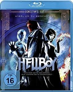 Hellboy (Director's Cut) [Blu-ray]