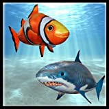 Air Swimmers Remote Control Flying Shark & Fish Combo Pack (Original Manufacturer)