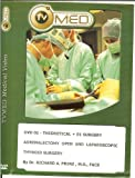 Thyroid and Parathyroidectomy -Surgery Update by Richard A. Prinz, MD, FACS - DVD 1- Adrenalectomy: Open and Laparoscopic