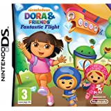 Dora and Friends Fantastic Flight (Nintendo DS)