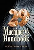 Machinerys Handbook 29th Edition Large Print   [MACHINERYS HANDBK 29TH /E LP 2] [Hardcover]
